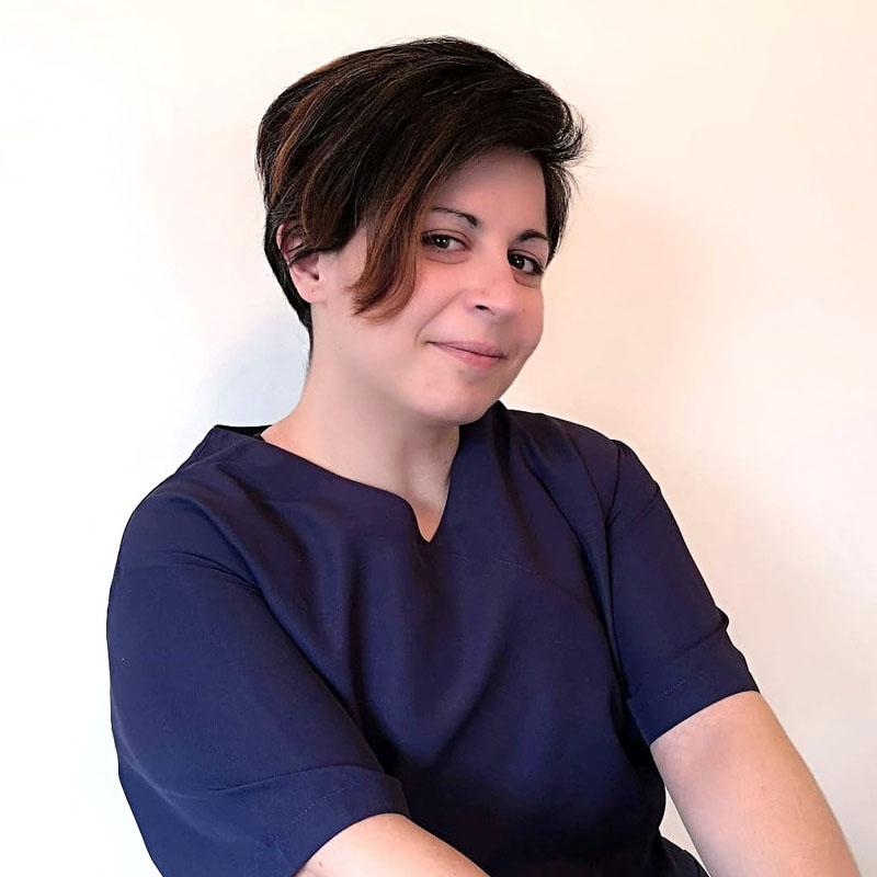 María Pérez - Fisioterapia (Majadahonda y Boadilla del Monte)